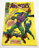 The Avengers #52 (1968) FN+ 6.5, Grim Reaper! BLACK PANTHER!