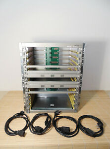 Cisco ASR1013 ASR 1013 Chassis with 4 Power Supplies ASR1013/06-PWR-AC
