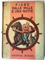 Fiabe dalle mille e una notte - Versione di C. De Mattia - Illustrazioni Moroni