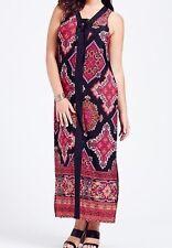 Womens's Sleeveles Maxi Dress Size AU 14