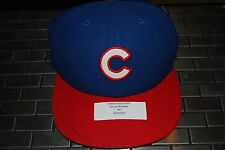 HECTOR RONDON CHICAGO CUBS 2014 TEAM ISSUED HAT - MLB AUTHENTICATED (HZ520512)