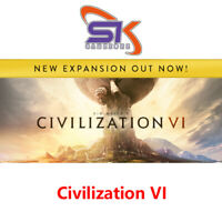 Sid Meier's Civilization VI Deluxe - PC Steam - Region Free【Very Fast Delivry】