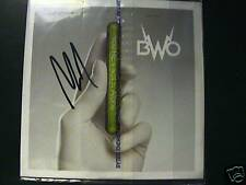 BWO Bodies Without Organs YOU'RE NOT ALONE *** SIGNED CD *** 10-trk Import CD