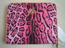Ted Baker Pink Leopard Print Case Ipad BNWT...... reducido todavía más!!!!