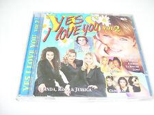 Yes I Love You Volume 2 * RARE DUTCH EVA CD 1996 *