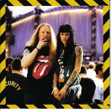 THE ROLLING STONES / NO SECURITY - LIVE FROM THE BRIDGES OF BABYLON TOUR - CD
