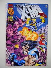 Marvel Comics Uncanny X-Men '95 #1 (1995)