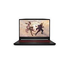 MSI GF66 Gaming Intel Core i7-11800H 15.6 RTX 3060 16GB RAM 512GB SSD WINDOWS 10