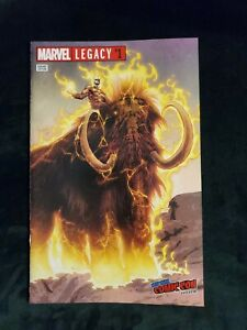 MARVEL LEGACY #1 MIKE DEODATO CONNECTING EXCLUSIVE GHOST RIDER