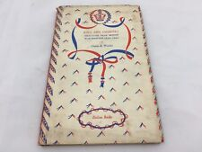 KING AND COUNTRY: SELECTIONS FROM BRITISH WAR SPEECHES 1939-40, CHATTO & WINDUS