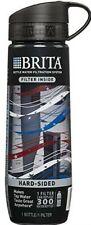 Brita Water Bottle - Purifier Filter, 23.7oz American Stars and Stripes pattern