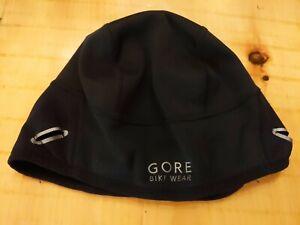 Gore bike wear windstopper helmet cap beanie size large