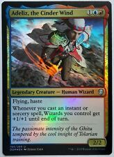 1x FOIL Adeliz, the Cinder Wind Near Mint Magic legendary wizard Dominaria x1