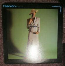 [Rock/Pop]~Exc Lp~Fashion Music~Product Perfect~{Original lbl 1979~I.R.S.~Issue]