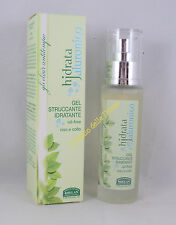 HELAN Hyaluronic GEL MAKE UP REMOVER Moisturizer Face neck 50ml honey
