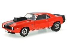 1969 Highway 61 Baldwin Motion Camaro Pro Stock 1:18 Orange New