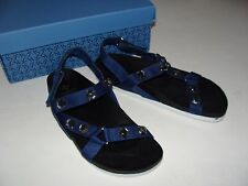Simply Vera Wang Wane Navy Stones Sandals Size 7 NEW Shoes Women's NIB $64.99