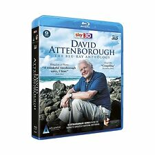 David Attenborough:  The Blu-ray Anthology