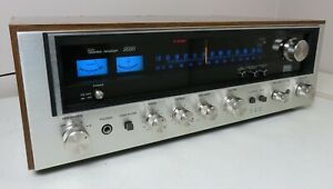 SANSUI 5050 RECEIVER WORKS PERFECT SERVICED FULLY RECAPPED LED UPGRADE EXCELLENT