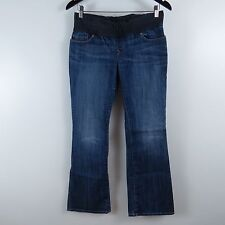GAP Maternity Stretch Flare Leg Jeans Size 27