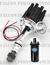 PerTronix Ignitor III/3 BILLET Flame-Thrower Distributor+Coil Olds 403 425 455