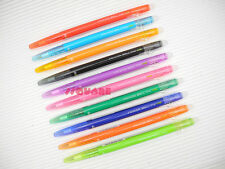 Pilot FriXion Ball Slim 0.38mm Erasable Rollerball Gel Ink Pen, 10 Colors(Japan)