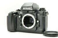 """ Near Mint "" Nikon F4 35mm SLR Film Camera Black Body Only Tested from Japan TN"