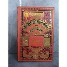 Hachette Jules Verne michel strogoff de moscou a irkoutsk jours cartonnage à un