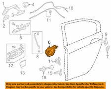 72650T0AA11 Acura OEM 13-20 ILX 14-20 RLX 15-20 TLX Left Rear Door Lock Actuator