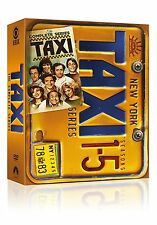Taxi: Complete Danny DeVito TV Series Seasons 1 2 3 4 5 Boxed DVD Set NEW!