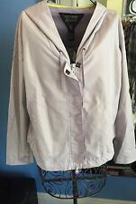 55 DSL By Diesel Lilac Jacket Size L On Clearance Now!!! Retail €89