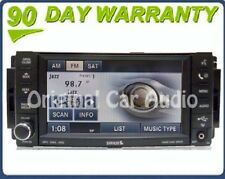 07 - 09 CHRYSLER JEEP DODGE OEM MyGig REN Low-Speed Radio DVD MP3 AUX CD Player