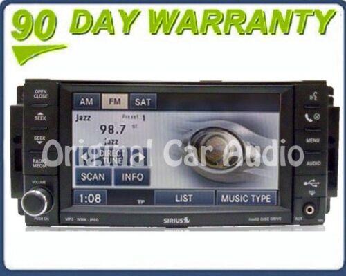 Info 07 Dodge Oem Radio Travelbon.us