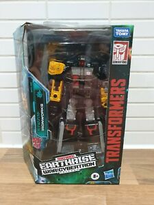 TRANSFORMERS IRONWORKS EARTHRISE WAR FOR CYBERTRON DELUXE CLASS ACTION FIGURE