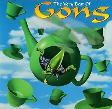 Gong - The Very Best Of Gong [CD Album]