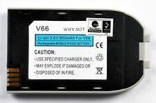 BATTERY COMPATIBLE WITH MOTOROLA STARTAC V66 LION 900MAH SILVER - BATMOT00047