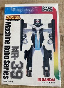 Robo Machine Gobots Mr 39 Zero