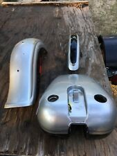 2003 Harley Davidson Wide Glide Anniversary Gas Tank And Tin Set