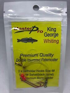 1 X Custom Whiting Pre Rigged Fishing Rig Bait holder