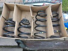 Vauxhall Corsa 'C' Used Springs, Front and Rear (OE) 1.2 SXI 2002
