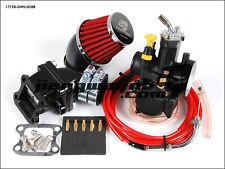 HONDA Dio Elite AF18/25/28 Arnada DD50 - PWK 28mm Carburetor Main Jets Kit BLACK