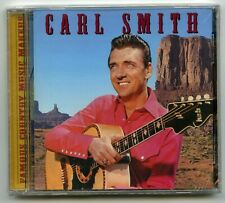 Country CD - Carl Smith - Famous Country Music Makers - UK Import- NEW / SEALED