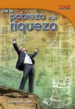 TIME for Kids en Español - Level 5: De la Pobreza a la Riqueza by Christine...