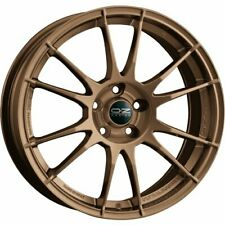 OZ RACING ULTRALEGGERA MATT BRONZE ALLOY WHEEL 18X8 ET45 5X112