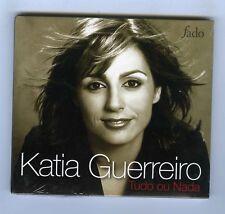 CD (NEW) KATIA GUERREIRO TUDO OU NADA (FADO)