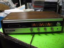 VINTAGE JVC NIVICO 9800 AM/FM STEREO RADIO 8-TRACK PLAYER ~ AS IS PARTS REPAIR