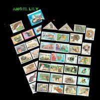 Animals Postage Stamps Different 25pcs Unused Post Marks Safari Topic Worldwide