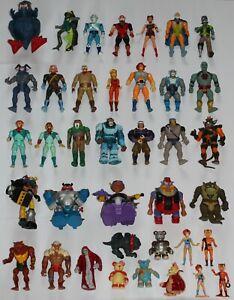 Vintage Thundercats Action Figures - 100% Original - Choose Your Own