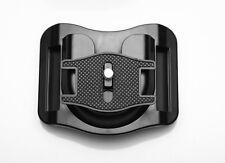 """1/4"""" Plate Quick Release DSLR Camera Holster Waist Belt Buckle Mount Strap Hange"""