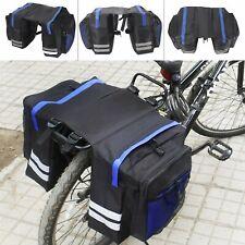 Fahrradtasche Multifunktional Gepäckträger Packtaschen Wasserdicht Satteltasche